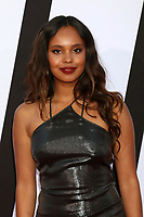 "LOS ANGELES - APR 3:  Alisha Boe at the ""Blockers"" Premiere at Village Theater on April 3, 2018 in Westwood, CA"