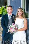 Maire Stack and Aidan Hegarty married on Friday 23rd June 2017 with reception at the Rose Hotel