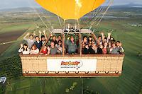20160314 March 14 Hot Air Balloon Gold Coast