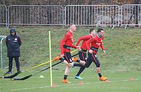 04.04.2018: Eintracht Frankfurt Training