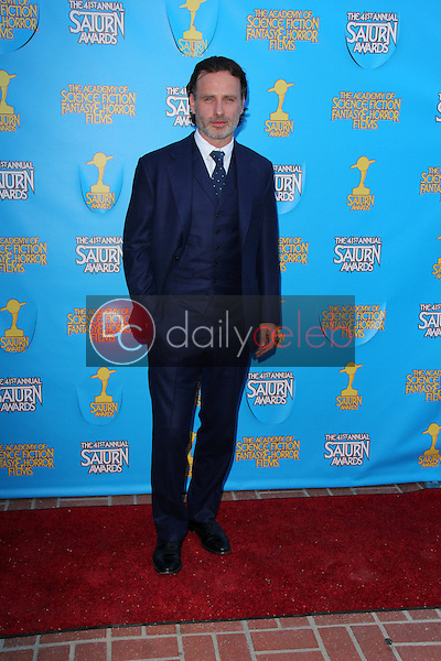 Andrew Lincoln<br /> at the 41st Annual Saturn Awards, The Castaway, Burbank, CA 06-25-15<br /> David Edwards/Dailyceleb.com 818-249-4998