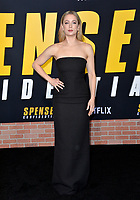 """LOS ANGELES, CA: 27, 2020: Iliza Shlesinger at the world premiere of """"Spenser Confidential"""" at the Regency Village Theatre.<br /> Picture: Paul Smith/Featureflash"""