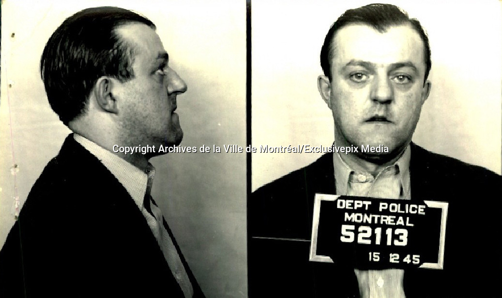 Prostitutes And Madams: Mugshots From When Montreal Was Vice