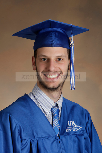Levine, Ethan photographed during the Feb/Mar, 2013, Grad Salute in Lexington, Ky.