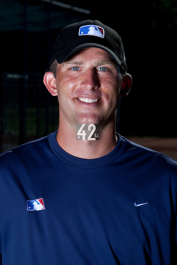 Baseball - MLB European Academy - Tirrenia (Italy) - 20/08/2009 - Tom Gillespie