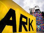 Graffiti, shoreditch, London, uk