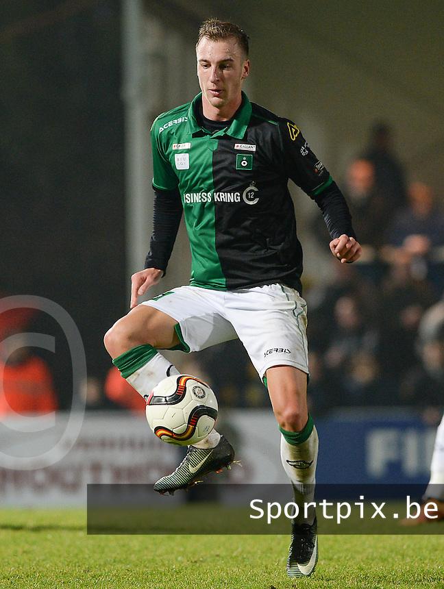 Cercle Brugge :  Gilles Dewaele <br /> Foto David Catry   VDB   Bart Vandenbroucke