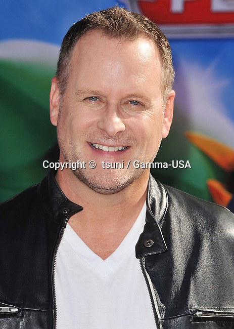 Dave Coulier  arriving at the Planes Premiere at the El Capitan Theatre in Los Angeles.