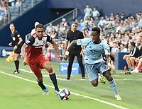 Sporting Kansas City vs FC Dallas, July 20, 2019