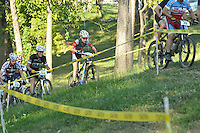 Short Track Cross Country Mountain Bike Race, Eva Bandman Park, Louisville, KY June 27, 2012
