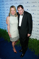 WASHINGTON, DC - APRIL 28:  Niche Media's President Katherine Nicholls and actor Richard Kind  attends Capital File magazine's WHCAD After - Party hosted by Claire Danes at The Newseum in Washington, D.C  on April 28th, 2012  ( Photo by Chaz Niell/Media Punch Inc.)
