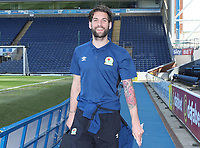 Blackburn Rovers' Charlie Mulgrew arrives at the ground<br /> <br /> Photographer Rachel Holborn/CameraSport<br /> <br /> The EFL Sky Bet League One - Blackburn Rovers v Oxford United - Saturday 5th May 2018 - Ewood Park - Blackburn<br /> <br /> World Copyright &copy; 2018 CameraSport. All rights reserved. 43 Linden Ave. Countesthorpe. Leicester. England. LE8 5PG - Tel: +44 (0) 116 277 4147 - admin@camerasport.com - www.camerasport.com