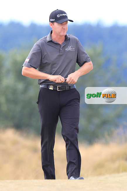 Jimmy WALKER (USA) on the 4th tee during Thursday's Round 1 of the 2015 U.S. Open 115th National Championship held at Chambers Bay, Seattle, Washington, USA. 6/18/2015.<br /> Picture: Golffile | Eoin Clarke<br /> <br /> <br /> <br /> <br /> All photo usage must carry mandatory copyright credit (&copy; Golffile | Eoin Clarke)