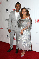 "LOS ANGELES - OCT 15:  Debbie Allen, Corey Hawkins at the ""Turn Me Loose"" at the Wallis Annenberg at the Wallis Annenberg Center for the Performing Arts on October 15, 2017 in Beverly Hills, CA"