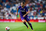 Valentin Eysseric of ACF Fiorentina in action during the Santiago Bernabeu Trophy 2017 match between Real Madrid and ACF Fiorentina at the Santiago Bernabeu Stadium on 23 August 2017 in Madrid, Spain. Photo by Diego Gonzalez / Power Sport Images