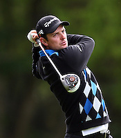 Justin Rose - BMW PGA Golf Championship at Wentworth Golf Course - 23/05/13 - MANDATORY CREDIT: Rob Newell/TGSPHOTO - Self billing applies where appropriate - 0845 094 6026 - contact@tgsphoto.co.uk - NO UNPAID USE