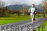 Killarney runner Denis Keane who won an ultra marathon in Co Down last week