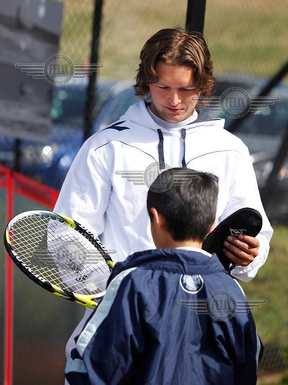 Tennisdagen 2010