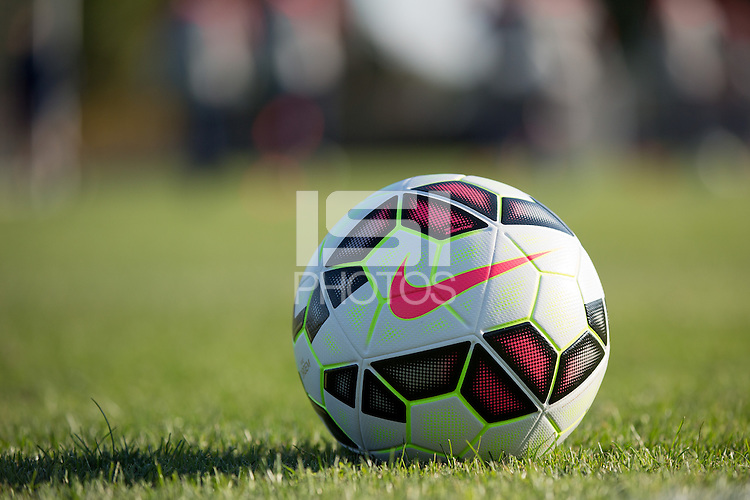 Boston, Mass. - October 6, 2014: The U.S. Men's National Team train at Harvard's, Ohiri Field in preparation for their upcoming match vs Ecuador.