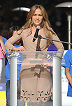 LOS ANGELES, CA. - November 30: Jennifer Lopez attends the Boys And Girls Clubs of America Announcement at Nokia Theatre L.A. Live on November 30, 2010 in Los Angeles, California.
