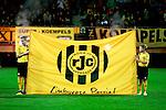 Nederland, Kerkrade, 6 oktober  2012.Seizoen 2012-2013.Eredivisie.Roda JC-VVV.Roda JC spandoek