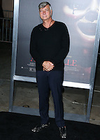 HOLLYWOOD, LOS ANGELES, CA, USA - SEPTEMBER 29: John R. Leonetti arrives at the Los Angeles Premiere Of New Line Cinema's 'Annabelle' held at the TCL Chinese Theatre on September 29, 2014 in Hollywood, Los Angeles, California, United States. (Photo by Xavier Collin/Celebrity Monitor)