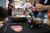 MSU Dawg Daze 2016: Out-of-State Student Social at The Fresh Foods Co.<br />  (photo by Sarah Dutton / &copy; Mississippi State University)