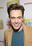 Erich Bergen attends the Broadway Opening Night Performance of 'In Transit'  at Circle in the Square Theatre on December 11, 2016 in New York City.