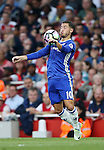 Chelsea's Eden Hazard in action during the Premier League match at the Emirates Stadium, London. Picture date September 24th, 2016 Pic David Klein/Sportimage