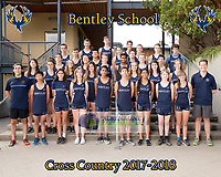 170918 Bentley Cross Country Team and Individual