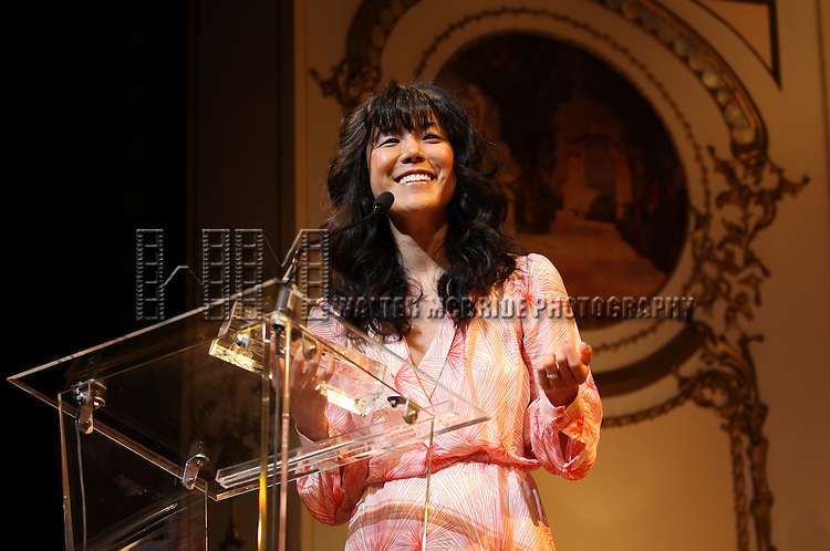 Hettienne Park.during the 68th Annual Theatre World Awards at the Belasco Theatre  in New York City on June 5, 2012.
