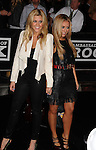 HOLLYWOOD, CA. - October 21: Ashley Roberts and Aubrey O'Day arrive at the Hard Rock Cafe - Hollywood - Grand Opening on October 21, 2010 in Hollywood, California.