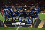 Emelec venció como visitante 2-1 a Independiente Medellín. Fase de grupos Conmebol Libertadores 2017.