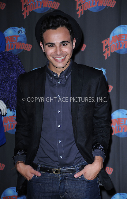 WWW.ACEPIXS.COM . . . . . ....August 12 2009, New York City....Degrassi actor Adamo Ruggiero visits Planet Hollywood Times Square on August 12, 2009 in New York City.....Please byline: KRISTIN CALLAHAN - ACEPIXS.COM.. . . . . . ..Ace Pictures, Inc:  ..tel: (212) 243 8787 or (646) 769 0430..e-mail: info@acepixs.com..web: http://www.acepixs.com
