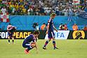 Keisuke Honda (JPN), <br /> JUNE 19, 2014 - Football /Soccer : <br /> 2014 FIFA World Cup Brazil <br /> Group Match -Group C- <br /> between Japan 0-0 Greece <br /> at Estadio das Dunas, Natal, Brazil. <br /> (Photo by YUTAKA/AFLO SPORT)