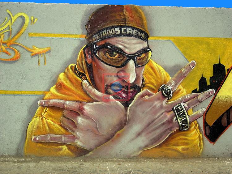 Street Art-Graffittis.<br /> Sabadell