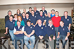 FUNDRAISER: Members of the Banna Beach Sea Rescue who held a well supported fundraiser last Friday night in Kirby's Brogue, Rock St, Tralee, with over 15 spot prizes won, all donated kindly from local businesses.