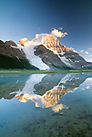 Mount Robson, Canadian Rockies, British Columbia, Canada