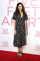07 March 2019 - Westwood, California - Arianna Guerra. &quot;Five Feet Apart&quot; Los Angeles Premiere held at the Fox Bruin Theatre. <br /> CAP/ADM/FS<br /> &copy;FS/ADM/Capital Pictures