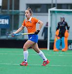 HUIZEN - Hockey - Sterre Bregman (Bldaal) . Hoofdklasse hockey competitie, Huizen-Bloemendaal (2-1) . COPYRIGHT KOEN SUYK