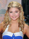 Stefanie Scott at  The L.A. Premiere of The Three Stooges - The Movie held at The Grauman's Chinese Theatre in Hollywood, California on April 07,2012                                                                               © 2012 Hollywood Press Agency