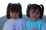 LITTLE GIRLS SMILING