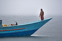 Kuna Yala people, San Blas Islands. Panama