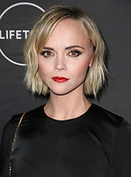 WEST HOLLYWOOD, CA - JANUARY 9: Christina Ricci, at the Lifetime Winter Movies Mixer at Studio 4 at The Andaz Hotel in West Hollywood, California on January 9, 2019. <br /> CAP/MPIFS<br /> &copy;MPIFS/Capital Pictures