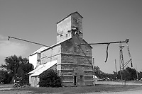 Old Grain Mill in Coldwater, KS