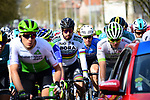 World Champion Peter Sagan (SVK) Bora-Hansgrohe in the neutral start in Compiegne of the 116th edition of Paris-Roubaix 2018. 8th April 2018.<br /> Picture: ASO/Pauline Ballet | Cyclefile<br /> <br /> <br /> All photos usage must carry mandatory copyright credit (&copy; Cyclefile | ASO/Pauline Ballet)