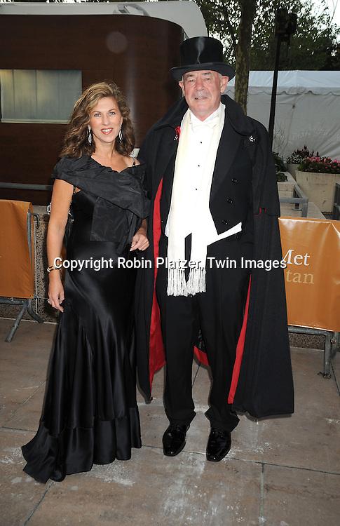 Linda Mirels and Perry Kenan