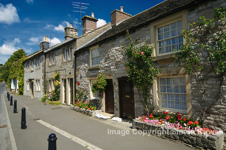 Landscapes & Villages of the English Peak District