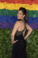 NEW YORK, NEW YORK - JUNE 09: Stephanie J. Block attends the 73rd Annual Tony Awards at Radio City Music Hall on June 09, 2019 in New York City. <br /> CAP/MPI/IS/JS<br /> ©JSIS/MPI/Capital Pictures