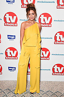 LONDON, UK. September 10, 2018: Catherine Tyldesley at the TV Choice Awards 2018 at the Dorchester Hotel, London.<br /> Picture: Steve Vas/Featureflash